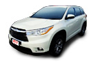 FIND NEW AFTERMARKET PARTS TO SUIT TOYOTA HIGHLANDER/KLUGER 2014-