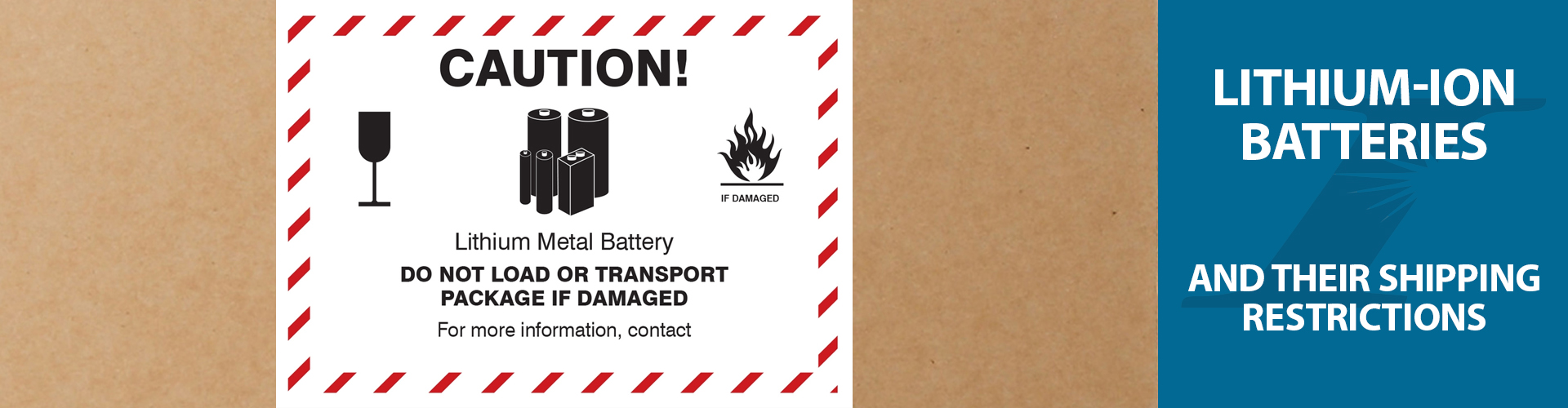 Lithium Ion Batteries And Their Shipping Restrictions