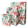 Cream Elephant Gift Bag Medium