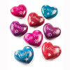 Hand painted Soapstone Heart with Message