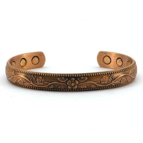 Botanica Copper Bracelet