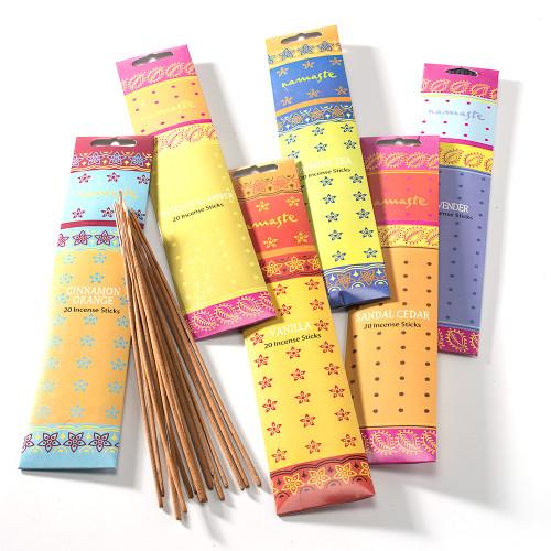 Mehindi Incense Sticks