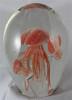 Coral Glass Jellyfish Aquarium/Glow In The Dark/Home Decor/Glass Art