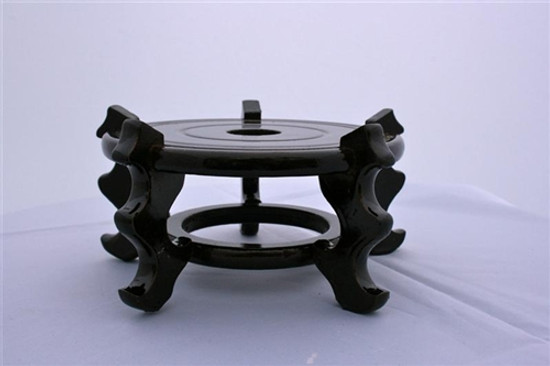 Wood Stand, Large