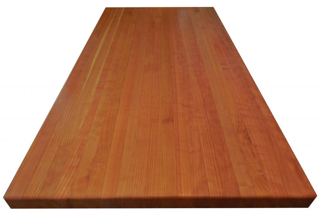 Edge Grain Cherry Countertop by Armani Fine Woodworking