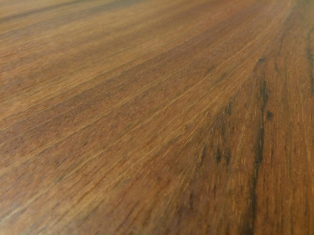 Jatoba Plank Tabletop Close-up