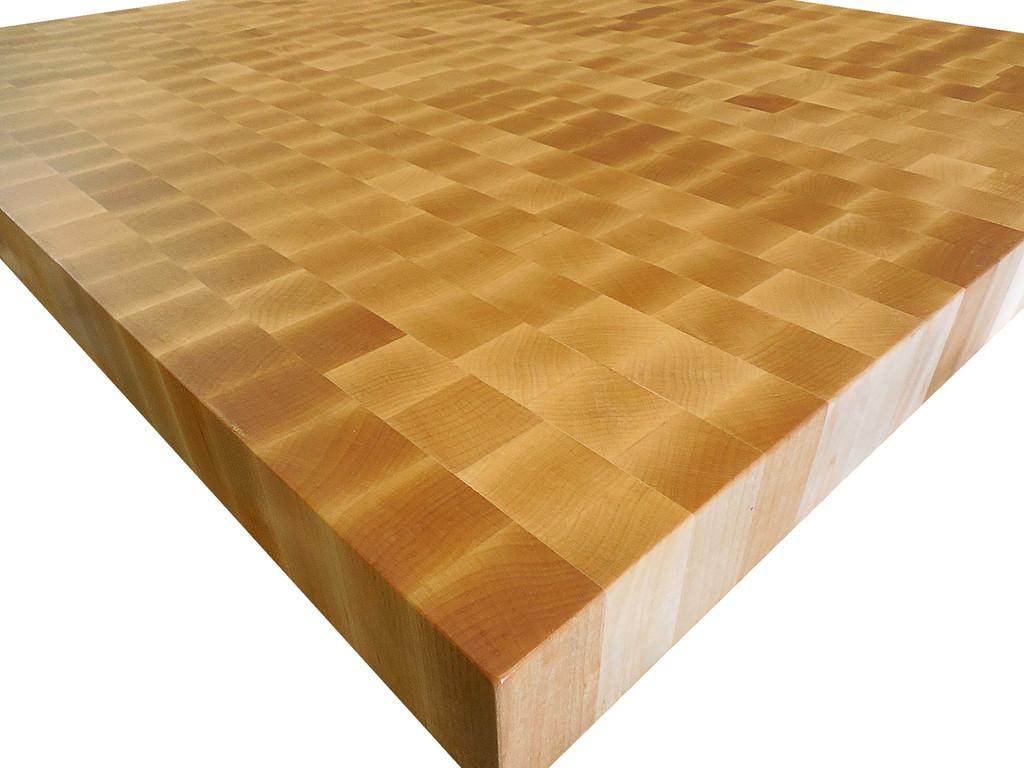 End Grain Maple Butcher Block Countertop