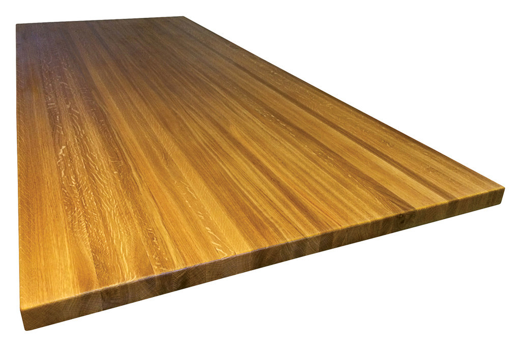 Edge Grain White Oak Butcher Block Countertop