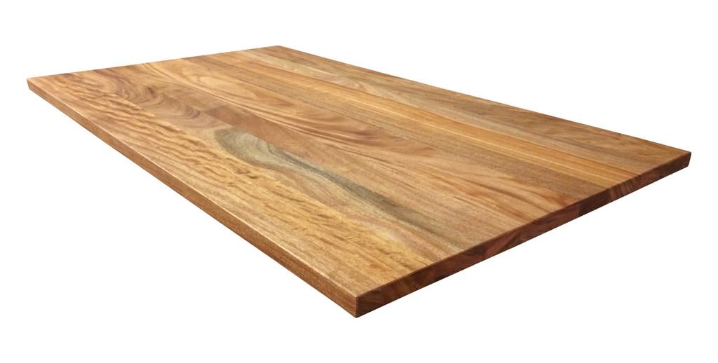 African Mahogany Wood Countertop