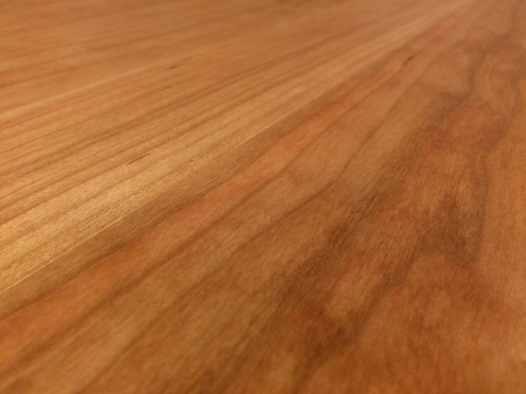 Cherry Tabletop close-up