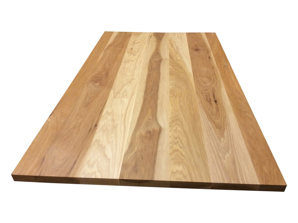 Hickory Wood Tabletop
