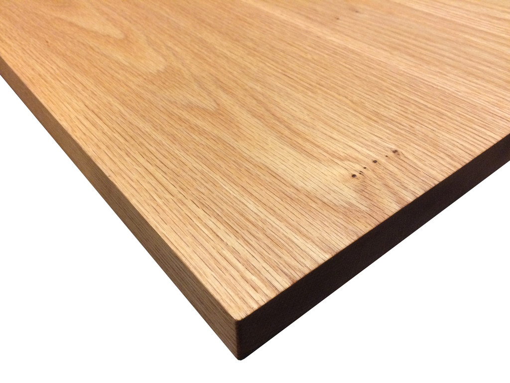 Wood Tabletop: Red Oak