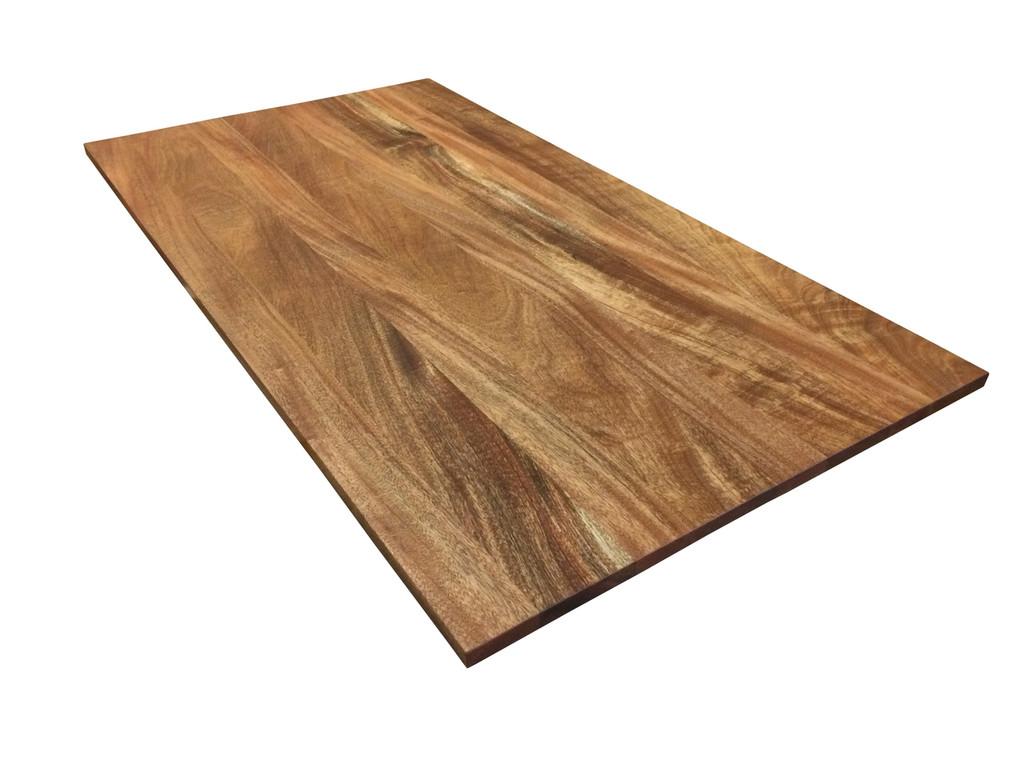 African Mahogany Tabletop