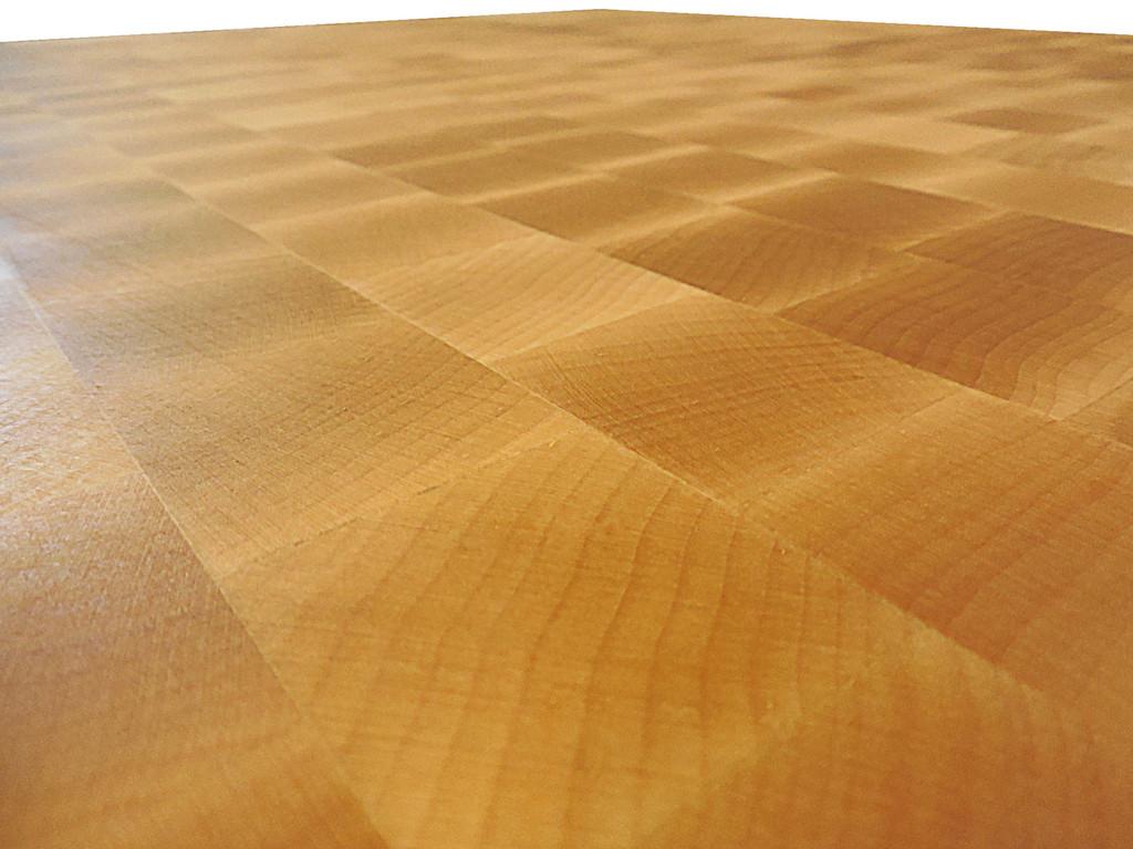 Butcher Block Countertop - End Grain - Hard Rock Maple