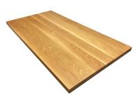 Wide Plank White Oak Countertop