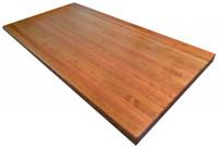 Cherry Butcher Block Countertop by Armani Fine Woodworking
