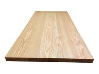 Wide Plank Red Oak Countertop