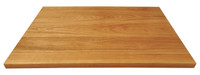 Wide Plank Cherry Countertop