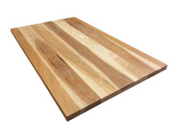 Hickory Plank Countertop