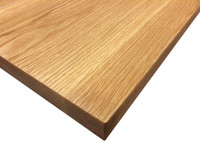 Wood Tabletop: White Oak