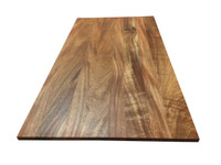 Plank African Mahogany Tabletop