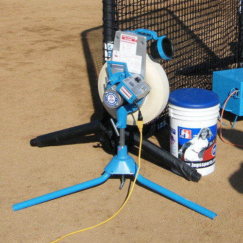 BP®1 Softball Only Pitching Machine