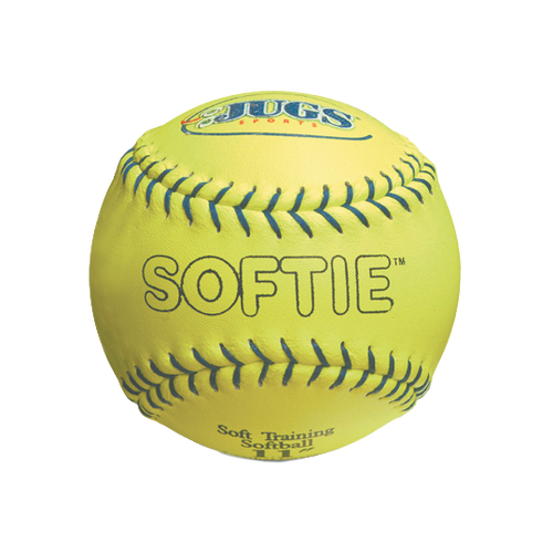 Softie Softballs: Game-Ball™ Yellow