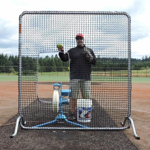 Fixed-Frame™: Softball Screen