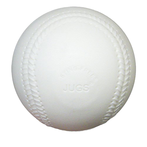Sting-Free® Realistic-Seam Baseballs: (12) White
