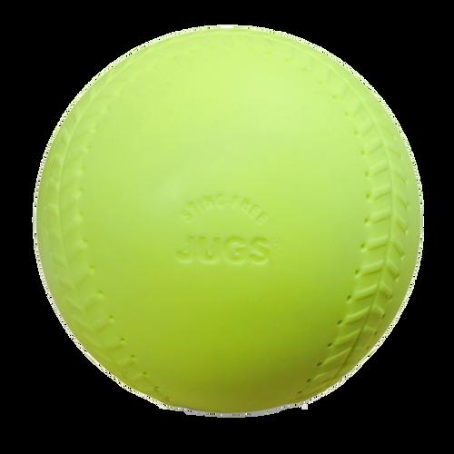 Sting-Free® Realistic-Seam Softballs:  (12) Game-Ball™ Yellow