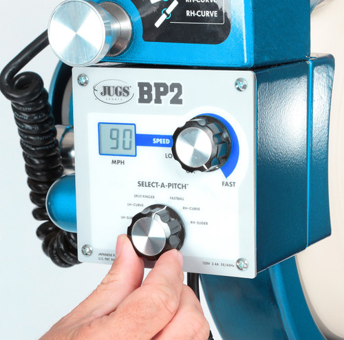 BP®2 Baseball Pitching Machine