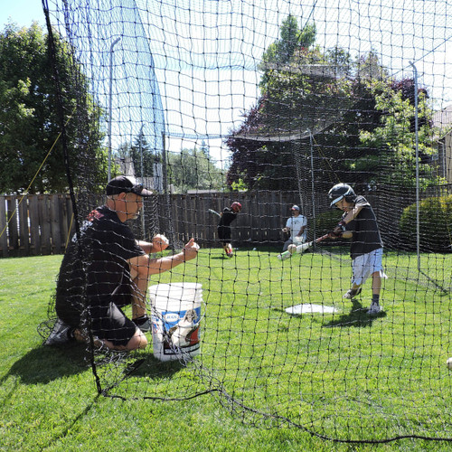 Hit at Home® Backyard Batting Cage