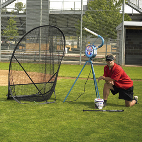 Small-Ball® Pitching Machine Package