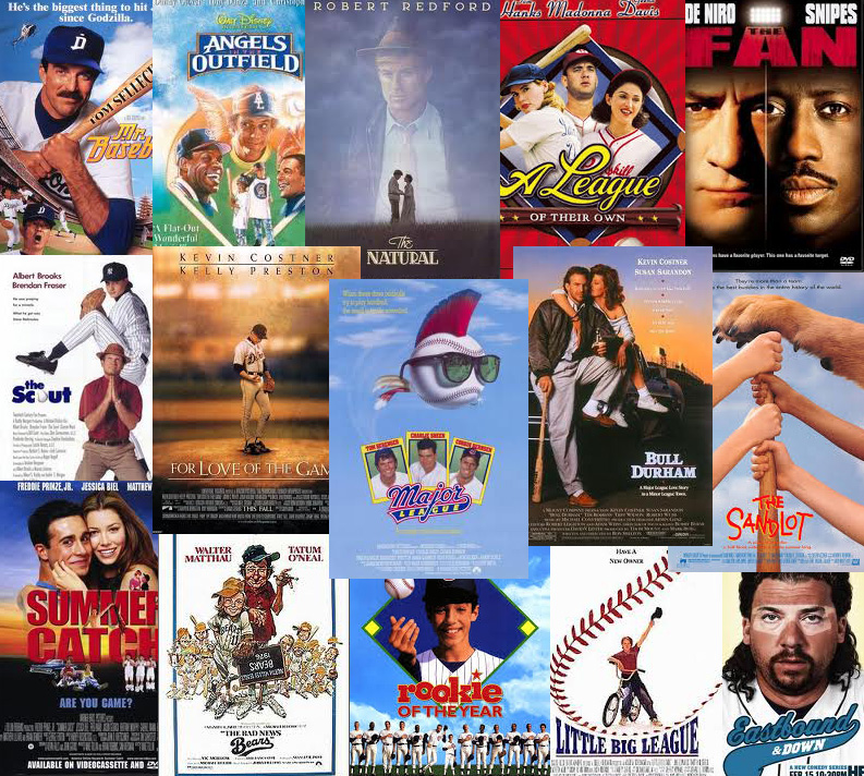 Can There Really Be One Best (Or Worst) Baseball Movie?