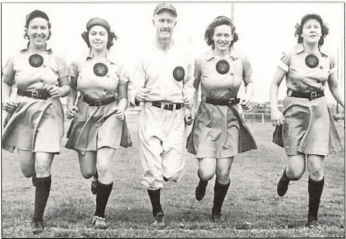 Ladies in the Outfield: Some interesting facts about that league of their own.