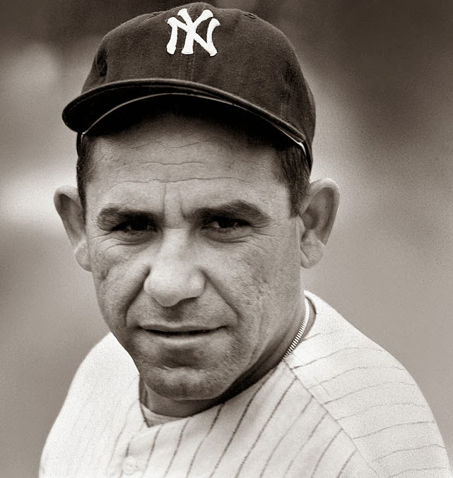 Yogi Berra Said Some Funny Stuff, but His Career Was No Joke
