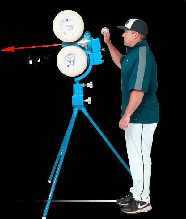 Pitching Machine Height