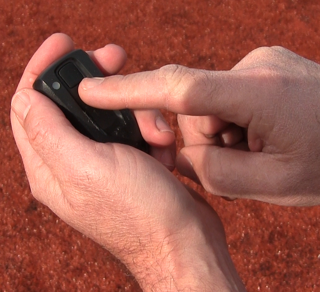 JUGS Hand-Held Remote