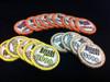 Nevada Jacks Saloon Series Poker Chips
