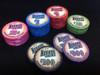 Nevada Jack Saloon Series Poker Chips