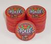 High Stakes Poker Chips 5 denom