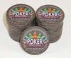 High Stakes Poker Chips 1 million denom