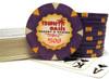 Tropic Oasis $500 poker chip