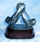 Arm Wrestling Trophy