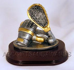 Lacrosse Equipment trophy award