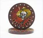 Nevada Jack Rabbit Hunt Poker Chip