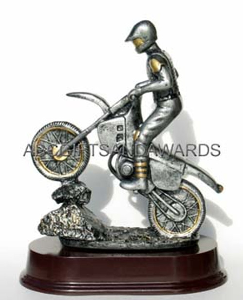 Dirt Bike Trophy, trials trophy