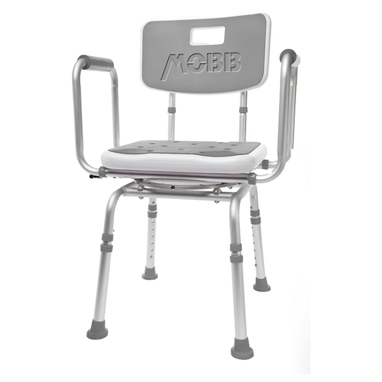 Mobb Swivel Shower Chair - Healthcare Solutions