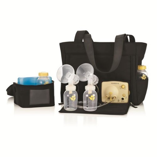 Medela Pump In Style  On-the-Go Tote Solution Set