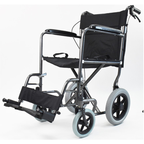 Invacare. Invacare Steel Frame Transport Chairs ... & Invacare Steel Frame Transport Chairs with 12